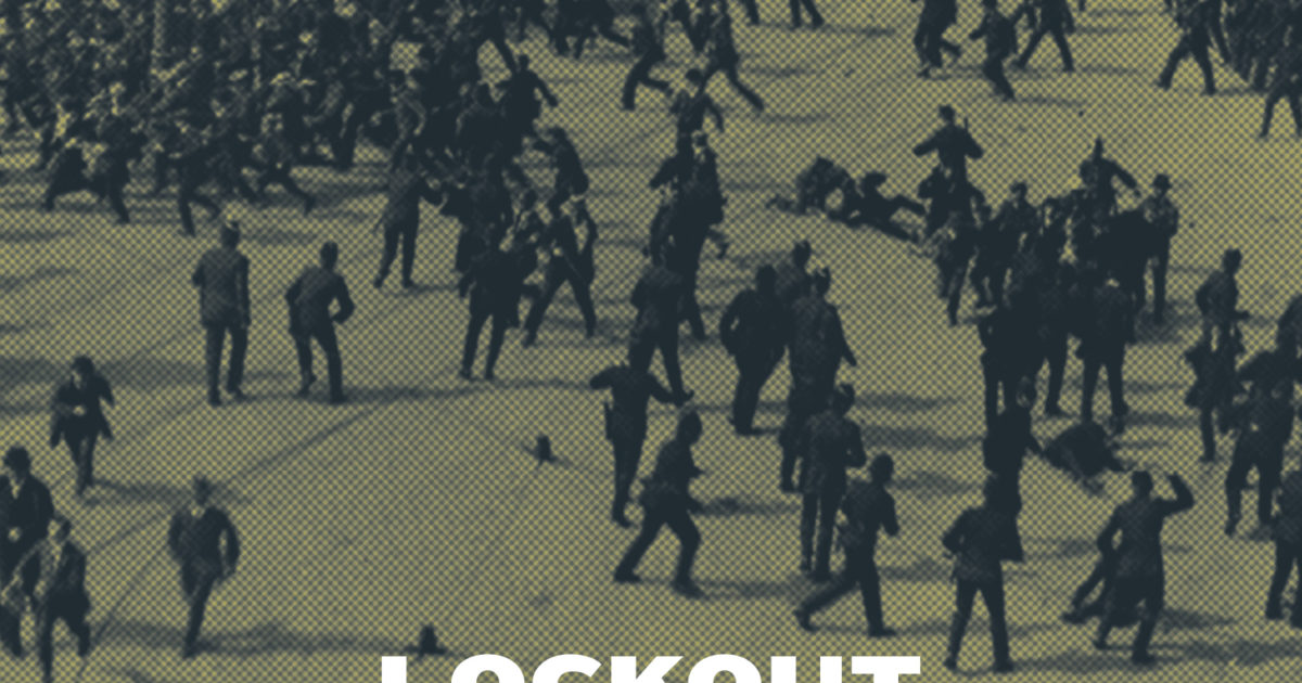 Lockout The Spook Of The Thirteenth Lock