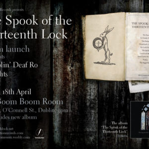 Spook Launch Poster