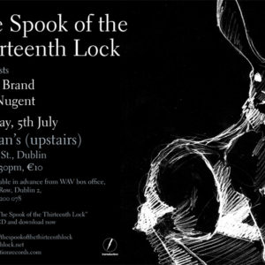 Spook Whelans Poster